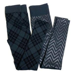 Suzy Shier 2 pair of leggings
